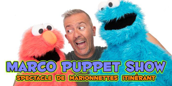 spectacle de marionnettes marco puppet show spectacle jeune public à toulon